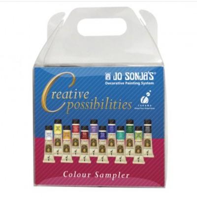JO SONJA'S kit de peinture acrylique (Nail Art)