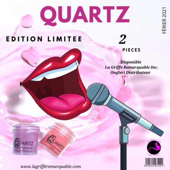Édition limitée Quartz